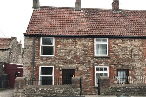 2 bedroom end of terrace house for sale - High Street, Winford