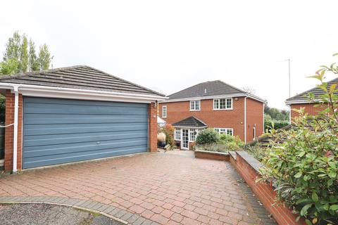 4 bedroom detached house for sale - Hillberry Rise, Wingerworth, Chesterfield