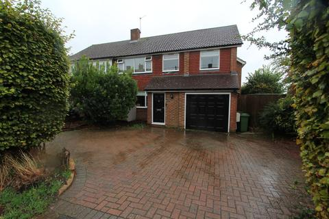 5 bedroom semi-detached house for sale - Claremont Road, Hextable, Swanley