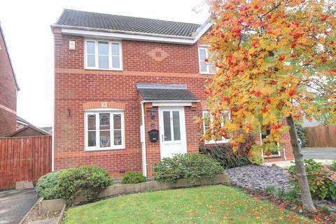 2 bedroom semi-detached house for sale - Faversham Park, Darlington, County Durham, DL3