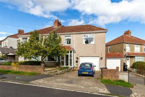 4 bedroom semi-detached house for sale - Oakley Road, Horfield, Bristol, BS7