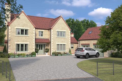 5 bedroom detached house for sale - The Newton, Plot 3, Bramley Grove  Washingborough Road