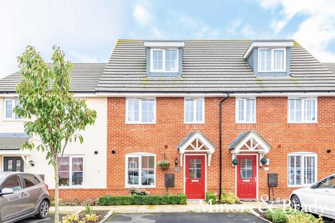 3 bedroom terraced house for sale - Field Maple Drive, Dereham