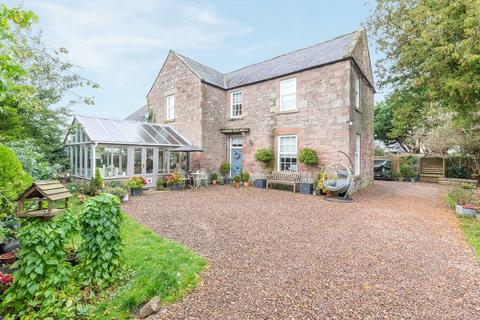 4 bedroom detached house for sale - The Manse, Main Street, Horncliffe, Northumberland