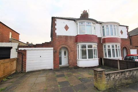 3 bedroom semi-detached house for sale - Kingsley Road, Fairfield, Stockton, TS18 5AQ