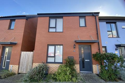 3 bedroom end of terrace house - Mariners Walk, Barry