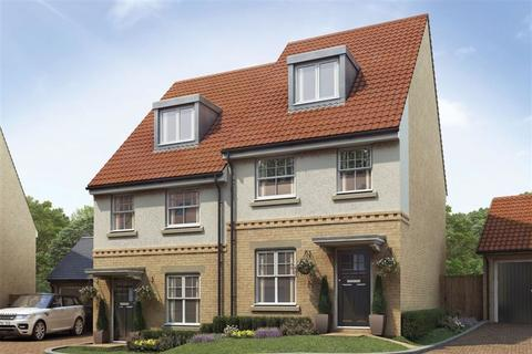3 bedroom townhouse for sale - Carpenters Crescent, Alnwick