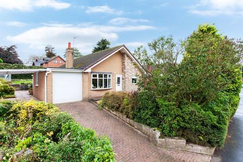 2 bedroom detached bungalow for sale - Pirie Road, Congleton