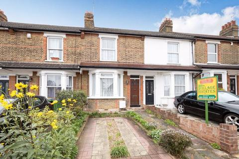 3 bedroom terraced house for sale - Woodside Road, Sidcup, DA15 7JG