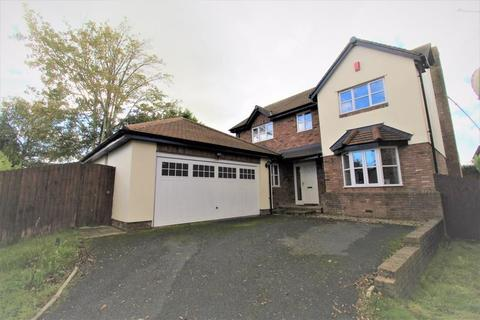 4 bedroom detached house for sale - Cresta Grove St Fagans Cardiff CF5 6HS