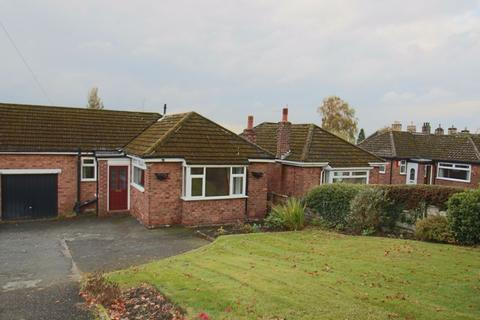 3 bedroom bungalow for sale - Richmond Road, Romiley.
