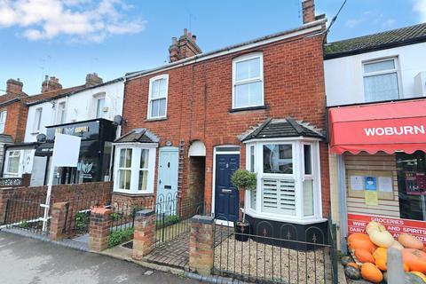 2 bedroom terraced house for sale - Station Road, Woburn Sands, MK17