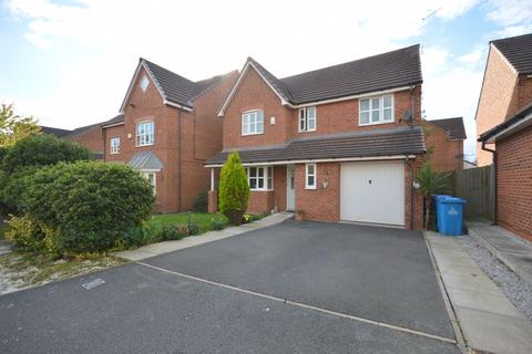 4 bedroom detached house for sale - Roscommon Way, Widnes