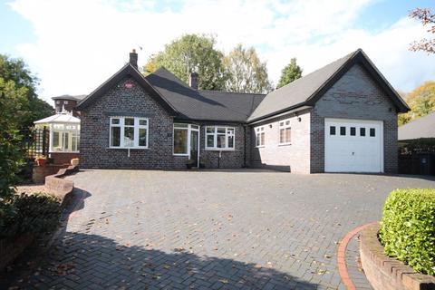4 bedroom detached bungalow for sale - The Avenue, Newcastle