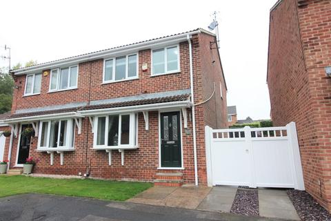 3 bedroom semi-detached house for sale - Brassington Close, Giltbrook, Nottingham, NG16
