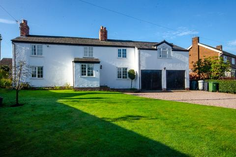 4 bedroom detached house for sale - Well Lane, Weaverham, Northwich, CW8