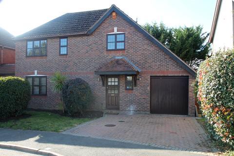 3 bedroom link detached house for sale - Oak Ridge, West End, Woking, GU24