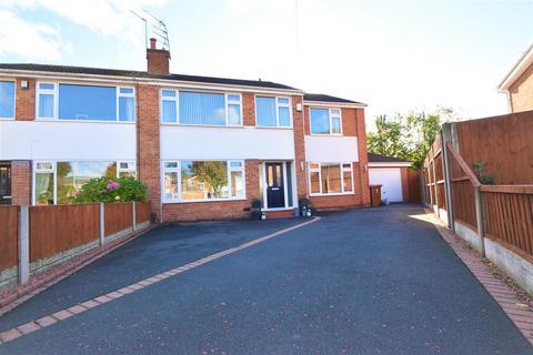 4 bedroom semi-detached house for sale - Oakdene Close, Bromborough