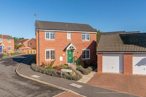 3 bedroom detached house for sale - Oxgang Close, Calverton, Nottingham