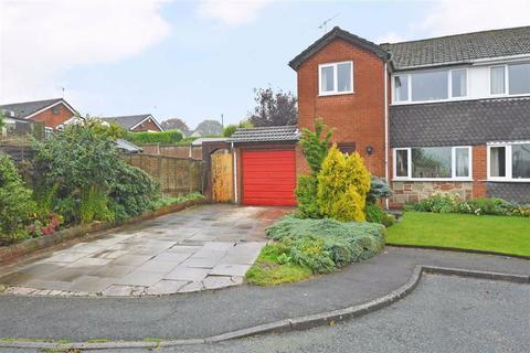 3 bedroom semi-detached house for sale - Brampton Close, Endon