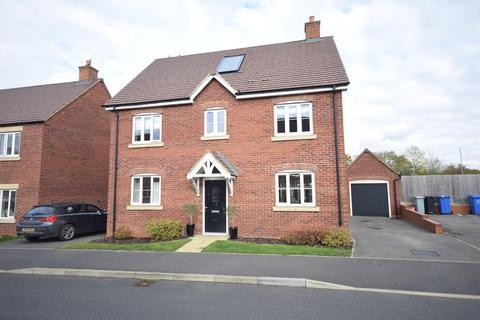 4 bedroom detached house for sale - WEAVERS MEAD - Kielder Street, Desborough, Kettering