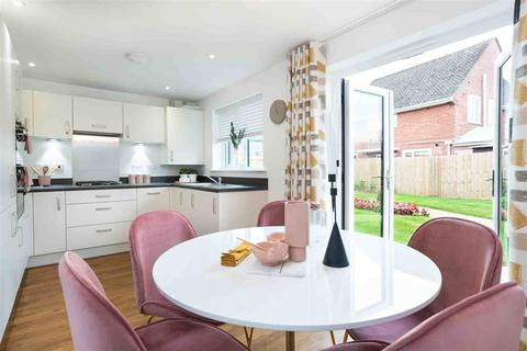 3 bedroom end of terrace house for sale - Plot 12 - The Byford at Riverside Walk, Wear Barton Road EX2