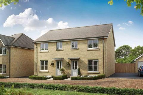 3 bedroom semi-detached house for sale - Plot 21 - The Gosford at Gerddi Castell, Simonston Road CF35