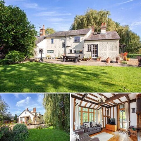 3 bedroom detached house for sale - The Street, Little Waltham, Chelmsford, Essex, CM3