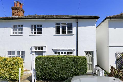 2 bedroom end of terrace house to rent - Little Queens Road, Teddington