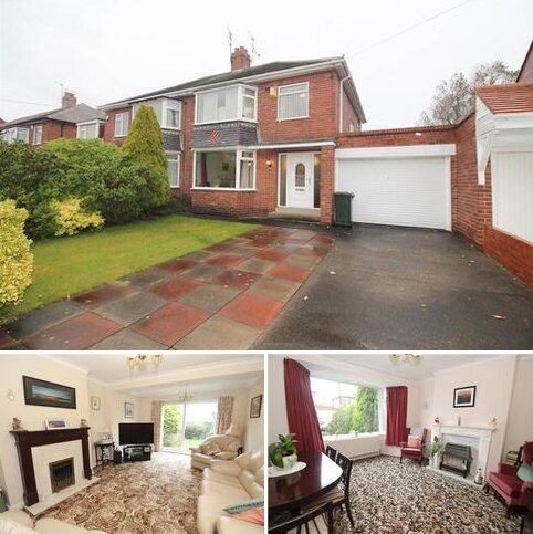 3 bedroom house for sale - West Dene Drive, North Shields