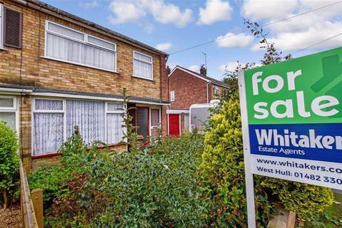 3 bedroom semi-detached house for sale - St Martins Avenue, Hull, East Yorkshire, HU4