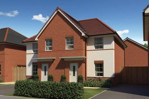 Barratt Homes - Berry Acres