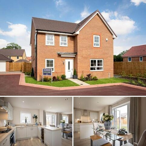 4 bedroom detached house for sale - Plot 210, Radleigh at Leven Woods, Green Lane, Yarm, YARM TS15