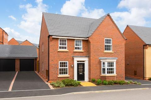 4 bedroom detached house for sale - Plot 12, Holden at Berry Hill, Lindhurst Lane, Mansfield, MANSFIELD NG18