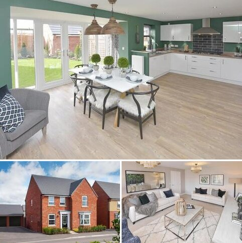 4 bedroom detached house for sale - Plot 13, Holden at Berry Hill, Lindhurst Lane, Mansfield, MANSFIELD NG18