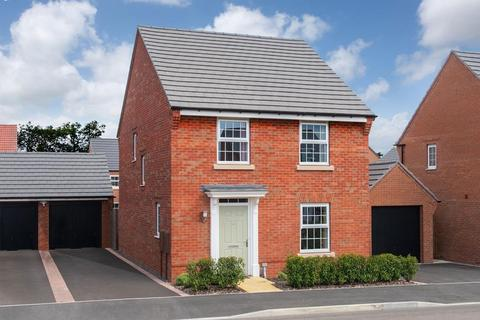 4 bedroom detached house for sale - Plot 93, Ingleby at Berry Hill, Lindhurst Lane, Mansfield, MANSFIELD NG18