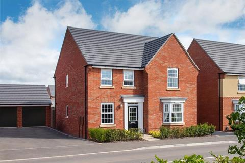 4 bedroom detached house for sale - Plot 86, Holden at Berry Hill, Lindhurst Lane, Mansfield, MANSFIELD NG18