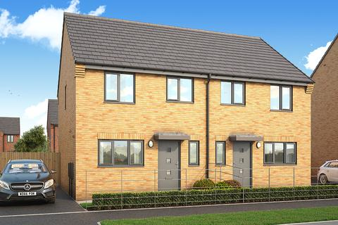Keepmoat - Kingfields Park, Hull - Plot 38, Falkirk at Poppy Fields, Cottingham, Harland Way, Cottingham, COTTINGHAM HU16