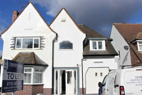 4 bedroom detached house to rent - Homefeild Road, Leicester LE2