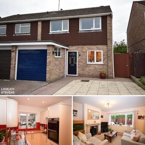 3 bedroom semi-detached house to rent - Neville Drive, Thatcham  RG19