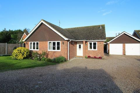 3 bedroom detached bungalow for sale - Main Road, Howe Street, Chelmsford, Essex, CM3