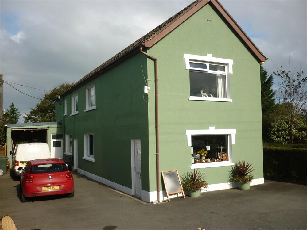 2 Bedrooms Detached House for sale in Yr Hen Popty/The Old Bakery, Sarnau, Llandysul, Ceredigion, Ceredigion
