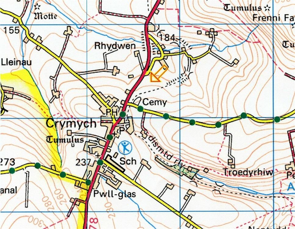 House for sale in Industrial Unit, Parc Gwynfryn, Crymych, Pembrokeshire