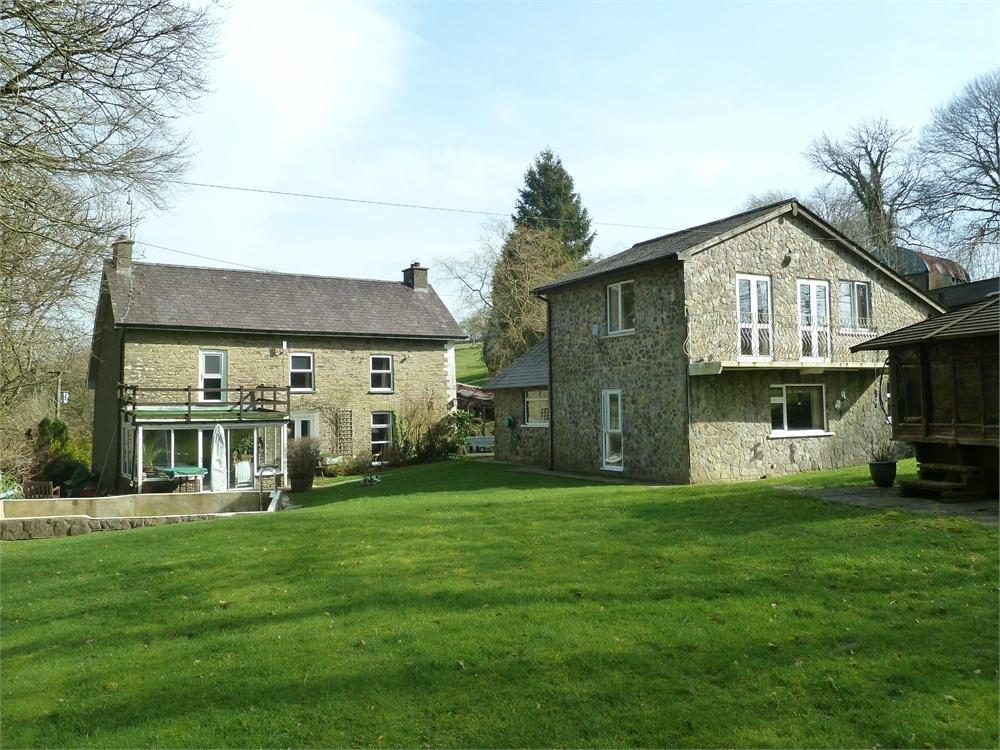 11 Bedrooms Detached House for sale in Cwm Morgan, NEWCASTLE EMLYN, Carmarthenshire