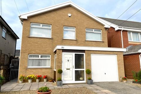 3 bedroom detached house for sale - Old Road, Briton Ferry, Neath, Neath Port Talbot. SA11 2HA