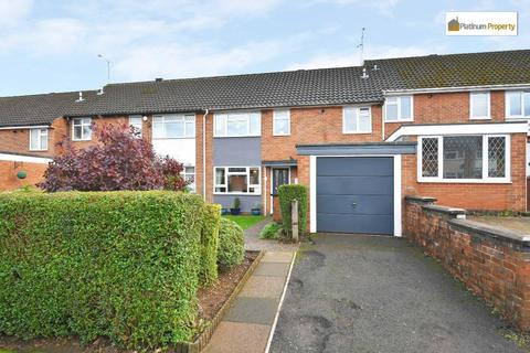 3 bedroom townhouse for sale - Hill Top Crescent, Meir Heath, Stoke-on-Trent, ST3