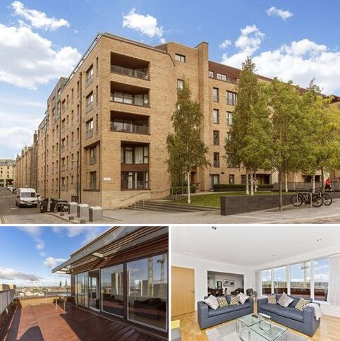 3 bedroom penthouse for sale - 2/45 McEwan Square, Edinburgh, EH3 8EN