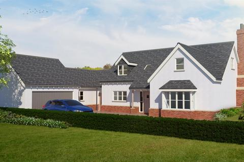 4 bedroom property with land for sale - Plot 2, Horncastle Road, Louth, LN11 9LH