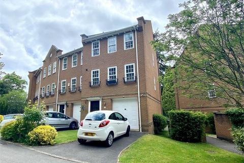 3 bedroom end of terrace house for sale - Branksome Wood Road, Bournemouth, Dorset