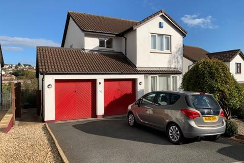 4 bedroom detached house to rent - Valley Close, Teignmouth
